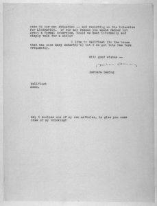 Deming Letter, p.2